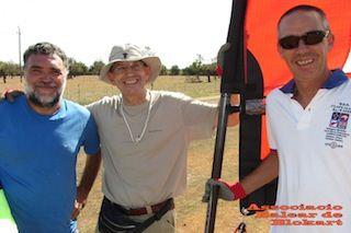 21/09/2012 Xavi, Antonio, Juan G.