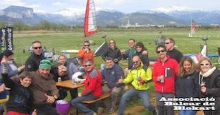16/03/2013 Teresa, Lidi, Kake, Bretón, Luís, Noe y Pau