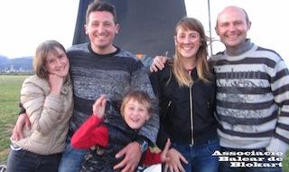 30/03/2013 Biel, Santi, María, Aina y Paula