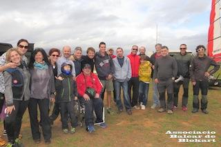 9/11/2013 1ª Regata Liga A.B.B. 2013/14