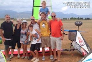 07/09/2013 Jason, Xavi, Patri, Maria, Beja, Victor, Peter, Damian