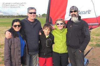 27/12/2013 Beja, María, Victor, Alicia, Santi O.