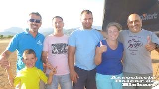 26/08/2014 Magda, Lucas, Juan V., Felipe y Cesar
